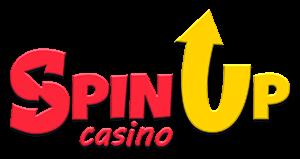 Онлайн казино Spin Up логотип