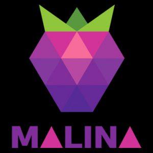 Онлайн казино Malina логотип