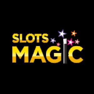 Онлайн казино SlotsMagic логотип